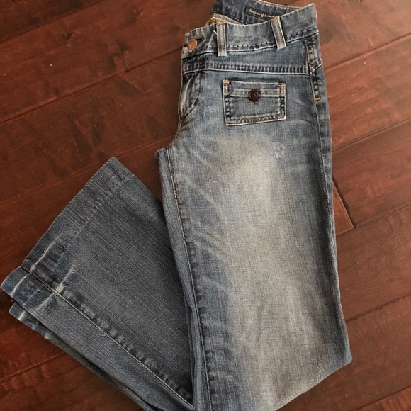 Citizens Of Humanity Denim - Citizens of humanity women's wide leg jeans